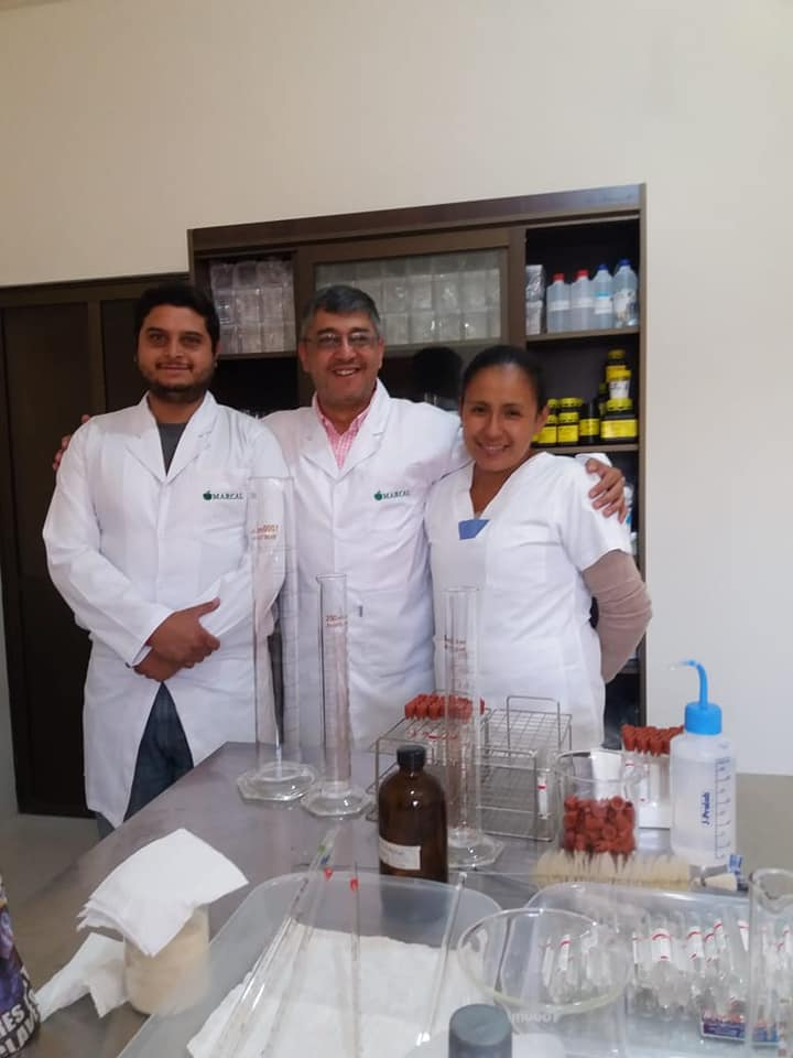 Laboratorio de plantas In Vitro
