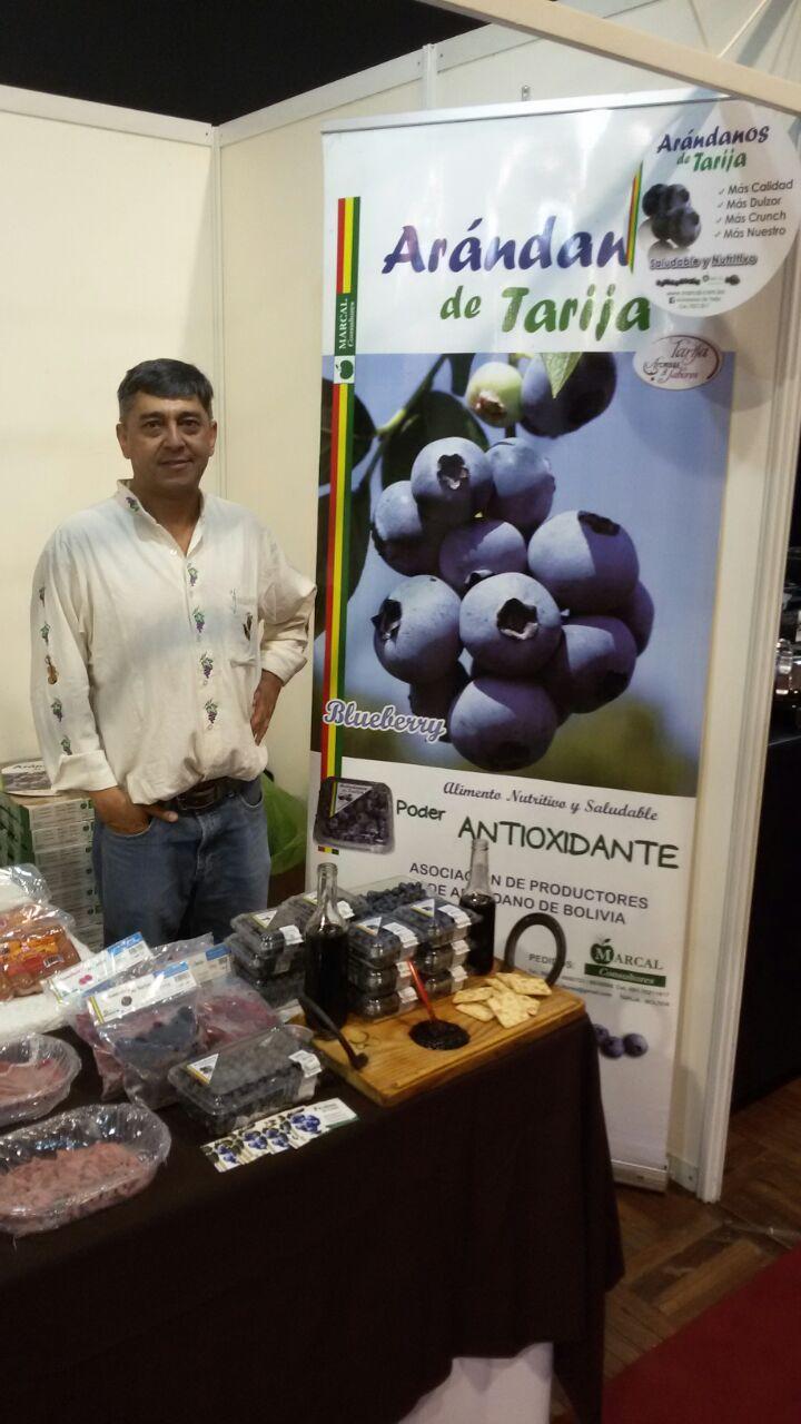 Marcal participa del ExpoFood este 23 y 24 de octubre en Santa Cruz